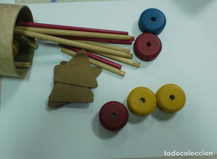 Juegos antiguos: JUEGO. MAKIT TOY. FABRICADO EN U.S.A. CON INSTRUCCIONES. CONSTRUCCION. VER FOTOS - Foto 4 - 76218167