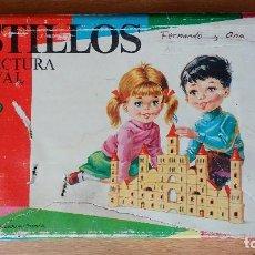 Juegos antiguos: CASTILLOS ARQUITECTURA MEDIEVAL MEDITERRÁNEO. Lote 76770267
