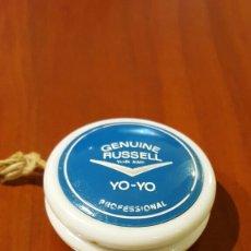Juegos antiguos: YO YO RUSSELL GENUINE RUSSELL PROFESSIONAL FANTA. Lote 76897655