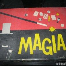 Juegos antiguos: MAGIA BORRAS ANTIGUO INCOMPLETO. Lote 77749417