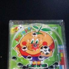 Juegos antiguos: JUEGO DE BOLAS DE NARANJITO -1. Lote 80139291