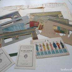 Juegos antiguos: VIOLETA - EL TEATRO DE LOS NIÑOS - SEIX & BARRAL - COMPLETO - BARCELONA AÑOS 20-30. Lote 81578948