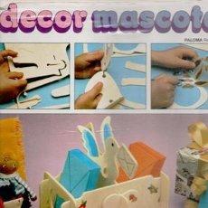 Juegos antiguos: DECOR MASCOTA. PALOMA, EDUCA JUEGOS. MARQUETERÍA PARA MONTAR. Lote 83552632