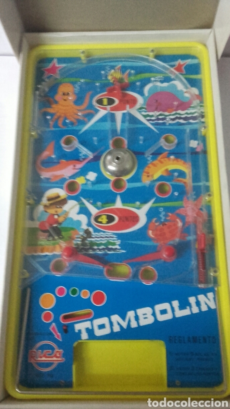 Juegos antiguos: TOMBOLIN DE LA CASA RICO - Foto 3 - 83555663