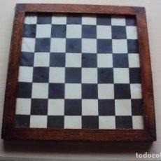 Juegos antiguos: AJEDREZ DAMAS. Lote 84481104