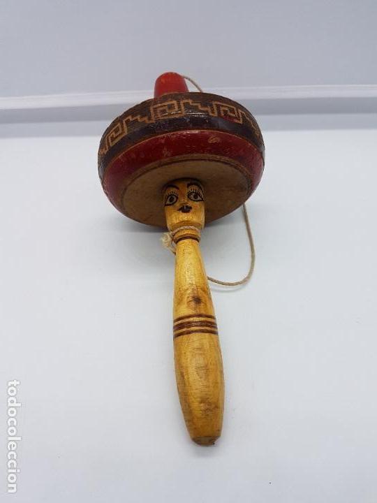 Juego Antiguo En Madera De Pon El Sombrero Al M Comprar Juegos