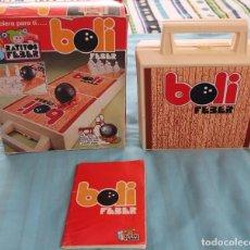 Juegos antiguos: BOLI FEBER - JUEGO DE BOLOS - RATITOS FEBER-AÑOS 80. Lote 85219960