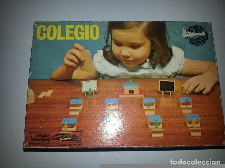 COLEGIO REF 600 JUGUETES GOULA DE CONTRUCCIONES URBIS (Juguetes - Juegos - Otros)