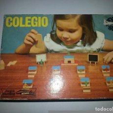 Juegos antiguos: COLEGIO REF 600 JUGUETES GOULA DE CONTRUCCIONES URBIS. Lote 86591924