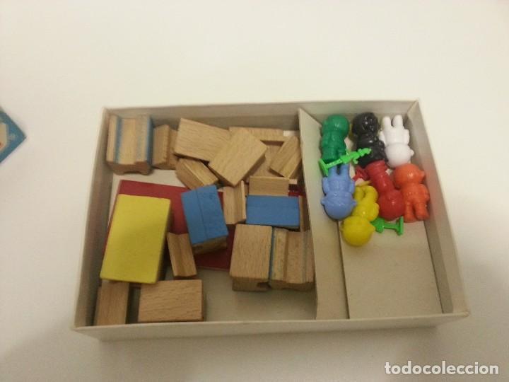Juegos antiguos: Colegio ref 600 juguetes Goula de contrucciones Urbis - Foto 2 - 86591924