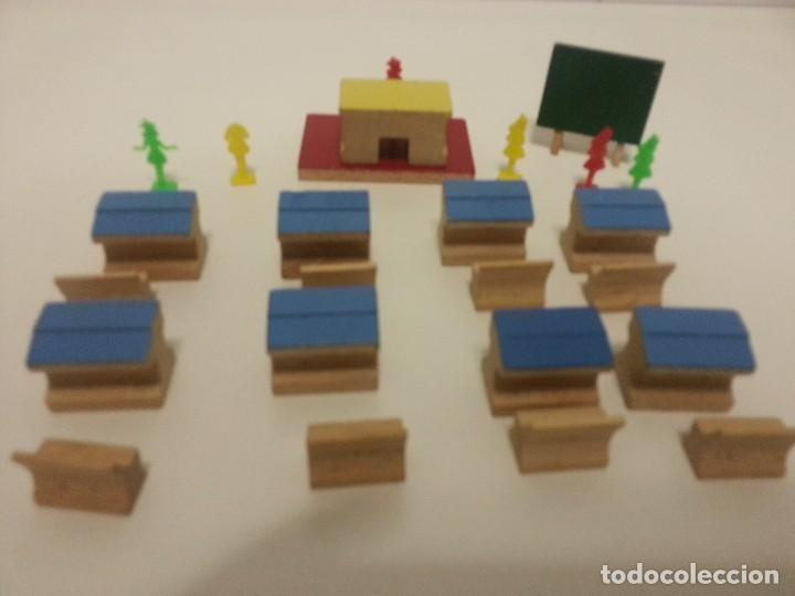 Juegos antiguos: Colegio ref 600 juguetes Goula de contrucciones Urbis - Foto 4 - 86591924