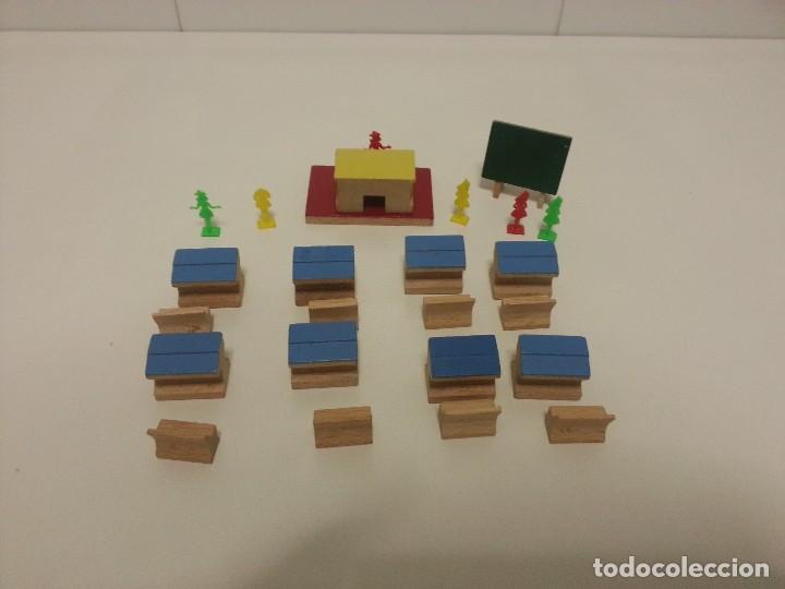 Juegos antiguos: Colegio ref 600 juguetes Goula de contrucciones Urbis - Foto 5 - 86591924
