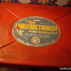Juegos antiguos: CONSTRUCTIONEER. AMERICANO.. Lote 86958772