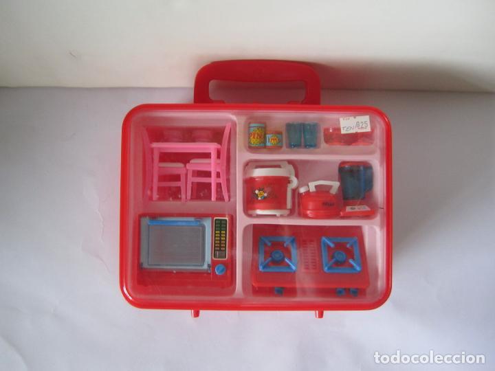 cocina de juguete con maletín marca palau muebl - Kaufen Andere alte ...