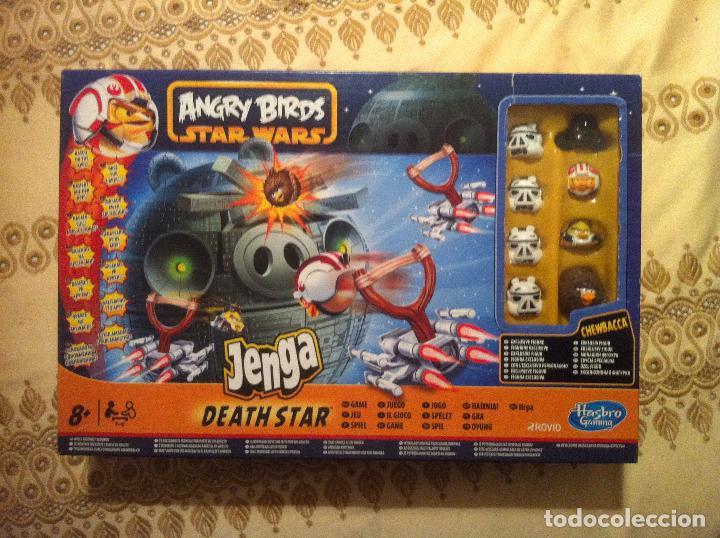 ANGRY BIRDS STAR WARS DEATH STAR (Juguetes - Juegos - Otros)
