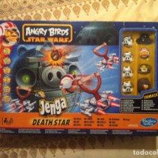 Juegos antiguos: ANGRY BIRDS STAR WARS DEATH STAR. Lote 89009596