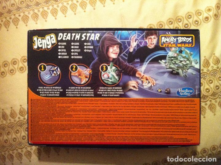 Juegos antiguos: ANGRY BIRDS STAR WARS DEATH STAR - Foto 3 - 89009596