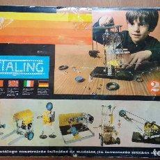 Juegos antiguos: METALING AÑOS 70-80. Lote 37856735