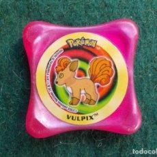 Juegos antiguos: WAPS POKEMON VULPIX. Lote 89721632