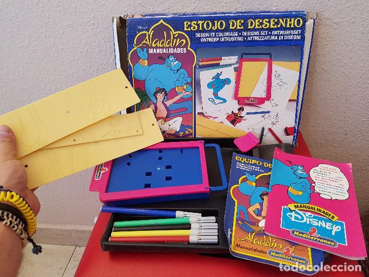 juguete juego aladdin aladin walt disney equipo de diseo de juguetes juegos