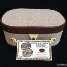 Juegos antiguos: ANTIGUO ORIGINAL MALETIN DE COSTURA DE LA STA PEPIS. Lote 91204253