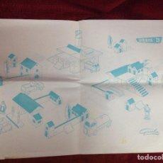 Juegos antiguos: IMAGEN DE MONTAJE URBIS 5 GOULA . Lote 95090463