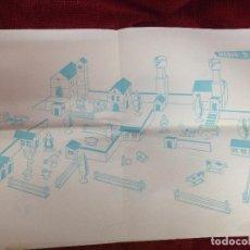 Juegos antiguos: IMAGEN DE MONTAJE URBIS 5 GOULA . Lote 95090523
