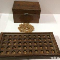 Juegos antiguos: ANTIGUO JUEGO BINGO. Lote 95848098
