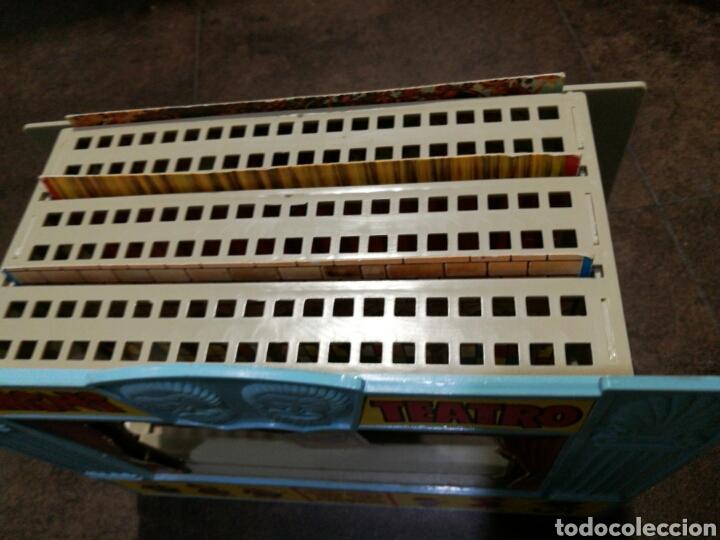 Juegos antiguos: Mini teatro Airgam - Foto 2 - 96320840