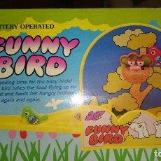 Juegos antiguos: JUEGO ANTIGUO FUNNY BIRD. NUEVO. Lote 96539191