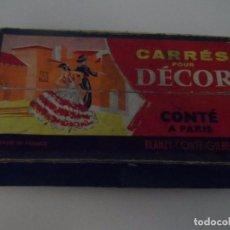 Juegos antiguos: CARRES POUR DECOR VER FOTOS Y DESCRIPCION. Lote 96614943