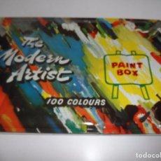 Juegos antiguos: THE MODERN ARTIST VER FOTOS. Lote 96615859