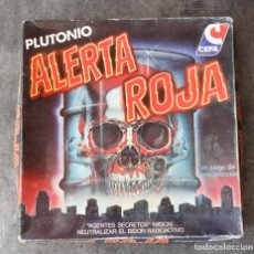 Juegos antiguos: ALERTA ROJA DE CEFA. Lote 97526203