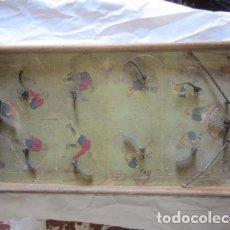 Juegos antiguos: HOCKEY SOBRE PATINES - JUGUETES EL GORRIÓN. Lote 97608627