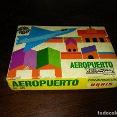Juegos antiguos: JUEGO DE CONSTRUCCION AEROPUERTO GOULA. Lote 98123075