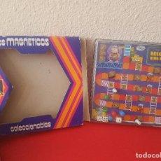 Juegos antiguos: ANTIGUO JUEGO JUGUETE MAGNETICO JUEGOS COLECCIONABLES RIMA KING KONG DONKEY 2057. Lote 99477471