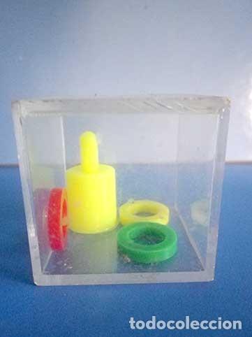 Juegos antiguos: Lote 3 cubos juegos habilidad cubijuegos aros años 80-90 - Foto 4 - 100381843