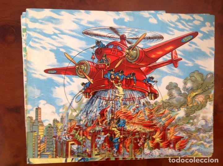 Juegos antiguos: Rompecabezas Aviación Futura-Años 50-Borras?- - Foto 7 - 100510251