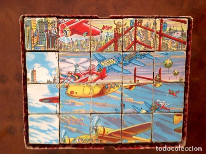 Juegos antiguos: Rompecabezas Aviación Futura-Años 50-Borras?- - Foto 11 - 100510251