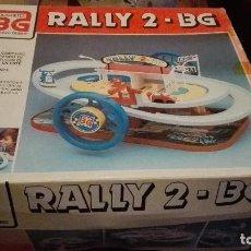 Juegos antiguos: RALLY 2 BG BERNABEU Y GISBERT. Lote 101352111