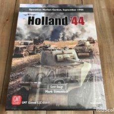 Juegos antiguos: JUEGO WARGAME - HOLLAND ´44 - OPERATION MARKET-GARDEN - GMT - WWII - PRECINTADO. Lote 101577699