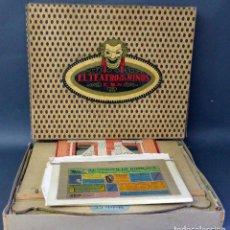 Juegos antiguos: EL TEATRO DE LOS NIÑOS SEIX BARRAL CBN SERIE CC CON 8 OBRAS LIBRETOS ESCENARIOS CAJA AÑOS 20 . Lote 101624819