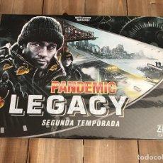 Juegos antiguos: JUEGO DE MESA - PANDEMIC LEGACY - TEMPORADA 2 - DEVIR - PRECINTADO - CAJA NEGRA. Lote 101924607