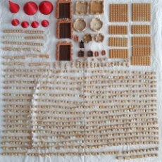 Juegos antiguos: LOTE EXIN CASTILLOS CON 500 PIEZAS APROX. 1400 GRAMOS. Lote 103942770