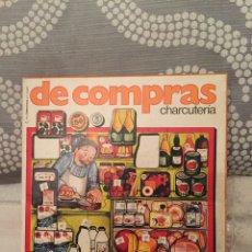 Juegos antiguos: JUEGO PUZZLE DE COMPRAS EN LA CHARCUTERÍA EDUCA 79 NUEVO CLEMENTONI DISET DJECO CEFA FEBER. Lote 104104794