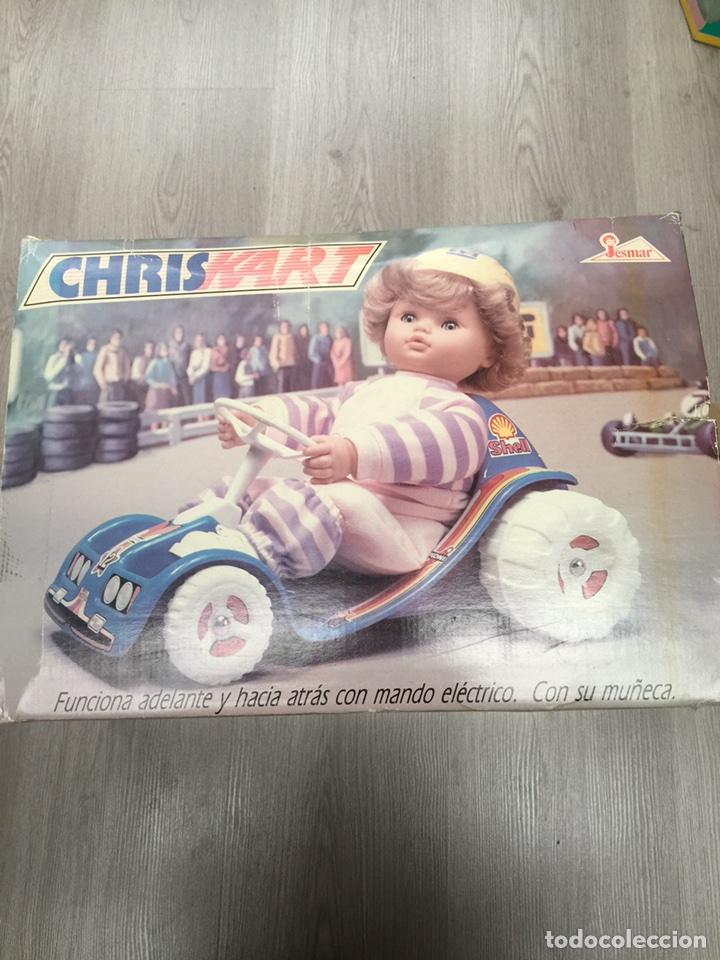 Juegos antiguos: Juguete coche con muñeca jesmar sin usar - Foto 2 - 104914759