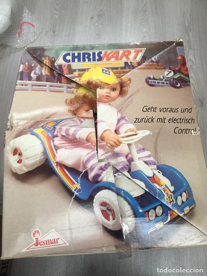 Juegos antiguos: Juguete coche con muñeca jesmar sin usar - Foto 3 - 104914759