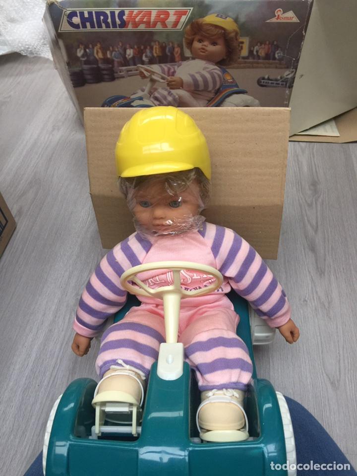 Juegos antiguos: Juguete coche con muñeca jesmar sin usar - Foto 4 - 104914759