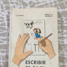 Juegos antiguos: FICHAS DE ABECEDARIO Y NUMEROS ALVAREZ, MIÑON, 39 FICHAS EN SU CAJA, MEDIDAS 12,5 X 8,5 CM,. Lote 105852799