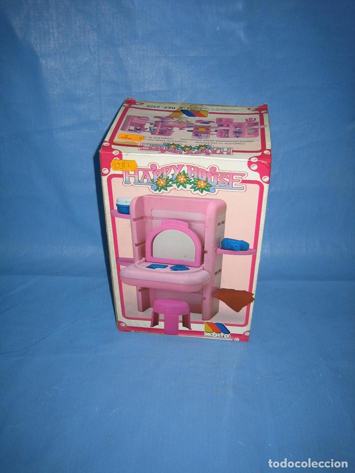 Juegos antiguos: J. Happy House Ref 2322 de juguetes Molto - Foto 2 - 106006699